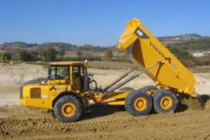 Operate an Articulated Dump Truck (ADT)