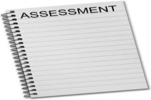 Conduct outcomes-based assessment