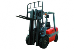 Operate a counter balance lift truck (Forklift)