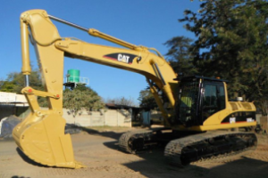 Operate an Excavator