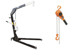 Manual Lifting Equipment (Basic Rigging and Slinging)